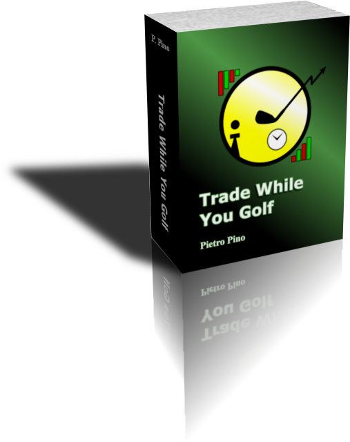 Trade While You Golf eBook cover